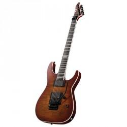 ESP E-II M-II FM ACSB GUITARRA ELECTRICA AMBER CHERRY SUNBURST
