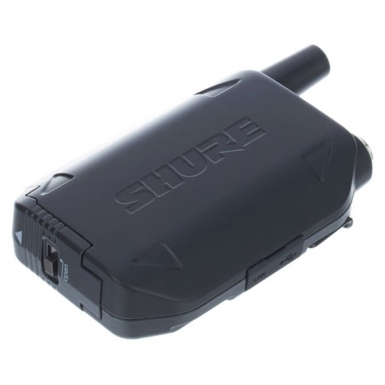 SHURE GLXD14E 85 SISTEMA INALAMBRICO DIGITAL DE SOLAPA PRESENTER SM