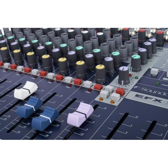 SOUNDCRAFT EFX8 MESA DE MEZCLAS CON EFECTOS