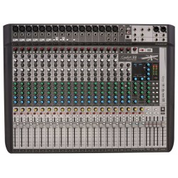 SOUNDCRAFT SIGNATURE 22MTK MESA DE MEZCLAS