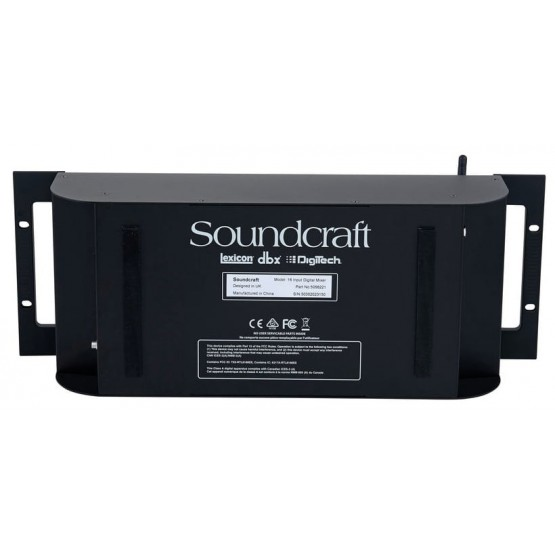 SOUNDCRAFT UI-16 MESA DE MEZCLAS