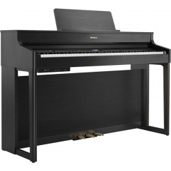 ROLAND HP702 CH PIANO DIGITAL CHARCOAL BLACK. NOVEDAD
