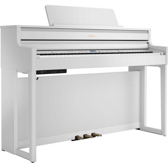 ROLAND HP704 WH PIANO DIGITAL BLANCO. NOVEDAD