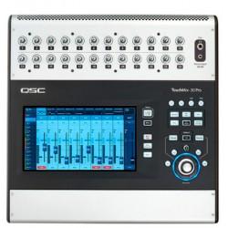 QSC TM30 PRO TOUCHMIX MEZCLADOR 32 CANALES