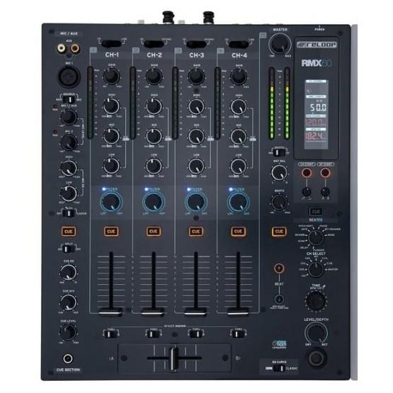RELOOP RMX60 DIGITAL MESA DE MEZCLAS DJ