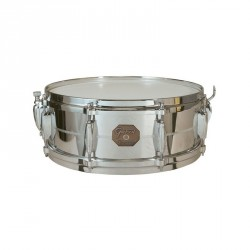 GRETSCH G4160 USA CAJA BATERIA 14X5 CHROME OVER BRASS
