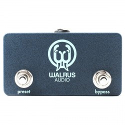 WALRUS TWO CHANNEL SWITCH PEDAL REMOTO