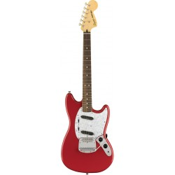 SQUIER VINTAGE MODIFIED MUSTANG IL GUITARRA ELECTRICA FIESTA RED
