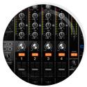 Mezcladores DJ
