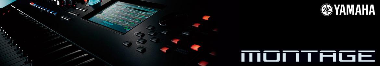 Nuevos teclados sintetizadores Yamaha Montage