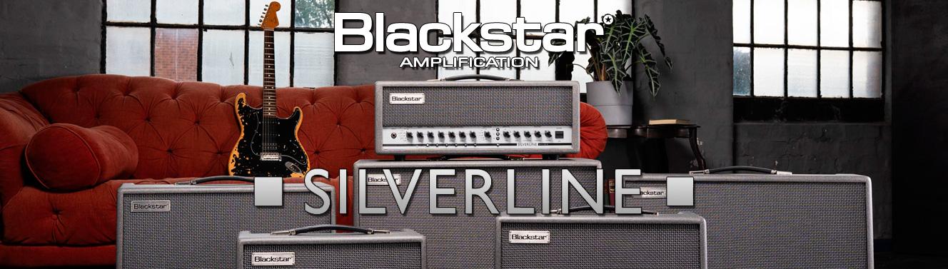 Amplificadores para guitarra eléctrica Blackstar Silverline