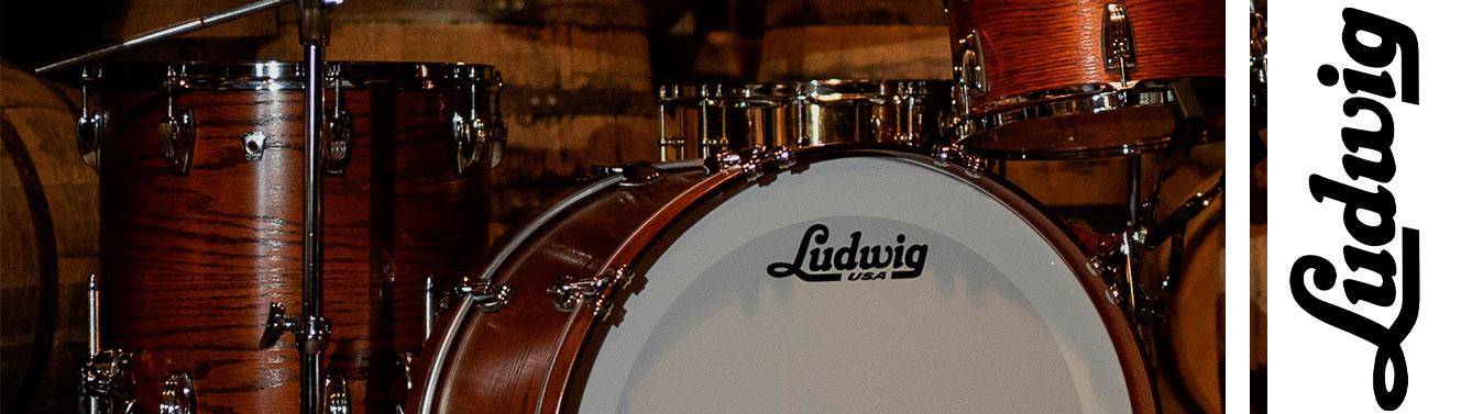 Baterías acústicas Ludwig