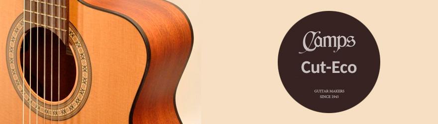 Guitarra española Camps Cut Eco
