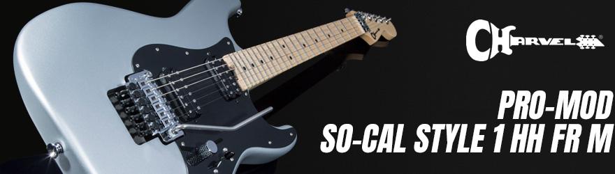 Guitarra eléctrica Charvel Pro Mod So Cal Style 1