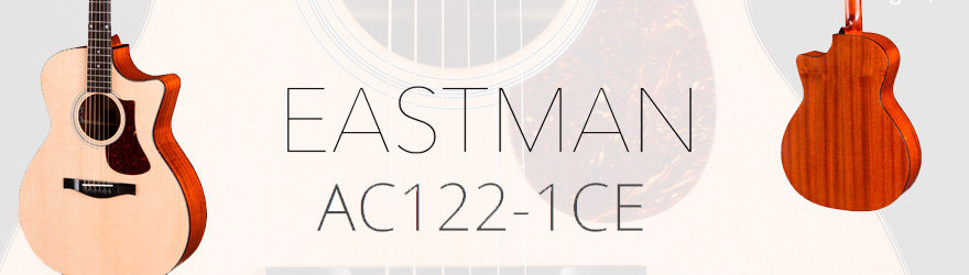 Guitarra acústica Eastman AC122ce