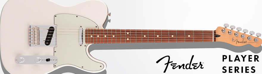 Guitarra eléctrica Fender Player Series
