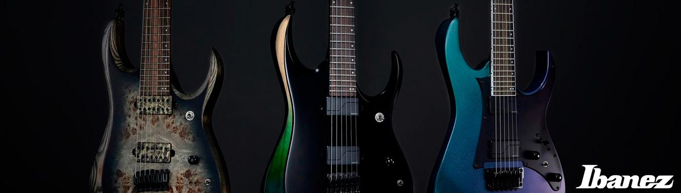 Guitarras eléctricas Ibanez