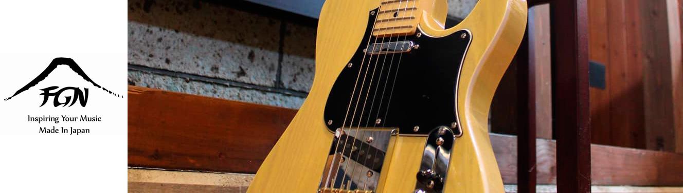 Guitarras eléctricas Fujigen Iliad