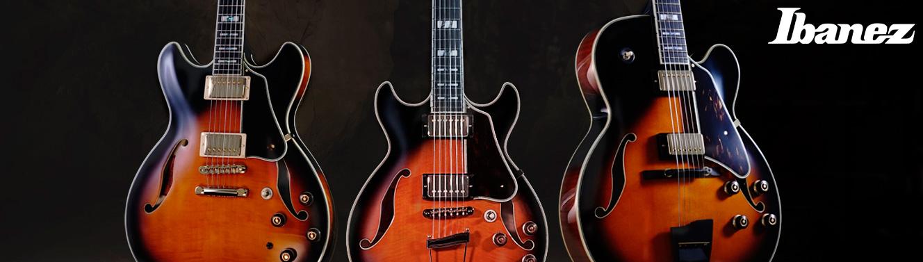 Guitarras eléctricas Ibanez 335 Hollow Body