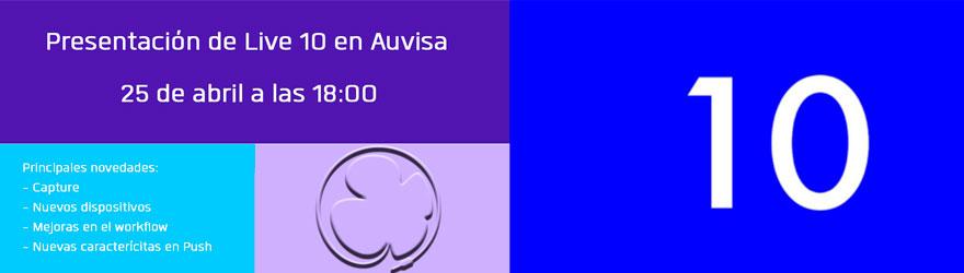 Presentación Ableton Live 10