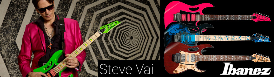 Guitarras eléctricas JEM Steve Vai