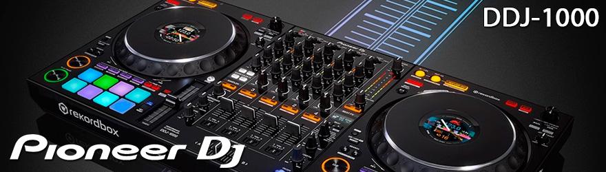 Controlador DJ Pioneer DDJ1000