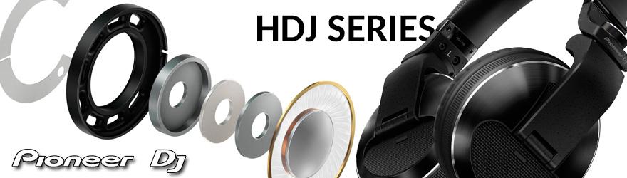 Auriculares Pioneer HDJ