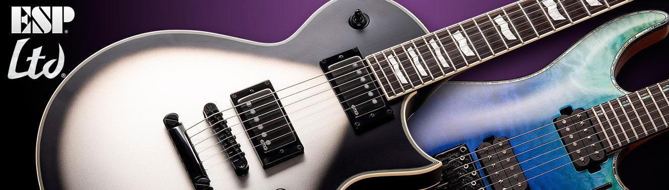 Guitarras eléctricas ESP LTD
