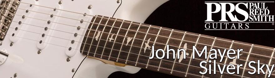 Guitarras eléctricas PRS Silver Sky John Mayer Signature