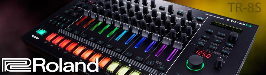 Caja de ritmos Roland TR08S