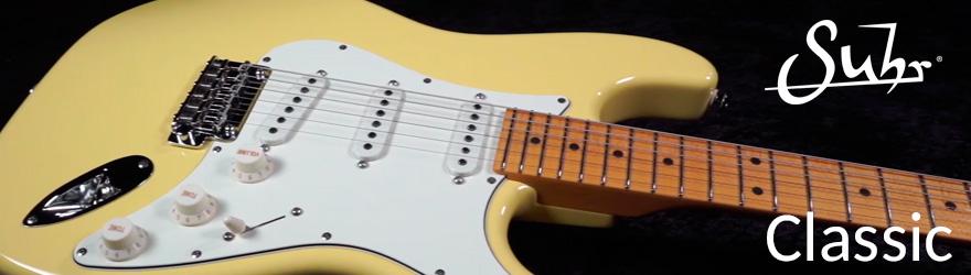 Guitarras eléctricas Suhr Classic S