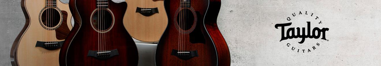 Guitarras acústicas Taylor Guitars