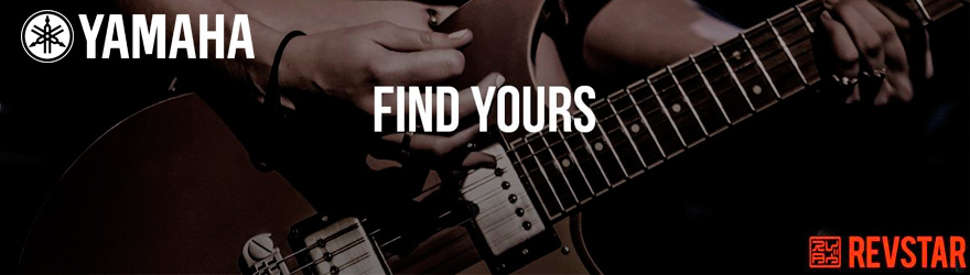 Guitarras eléctricas Yamaha Revstar RS