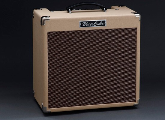 Novedad: Amplificador para guitarra Roland Blues Cube Hot