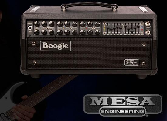 Vídeo: Amplificador Mesa Boogie JP2C John Petrucci