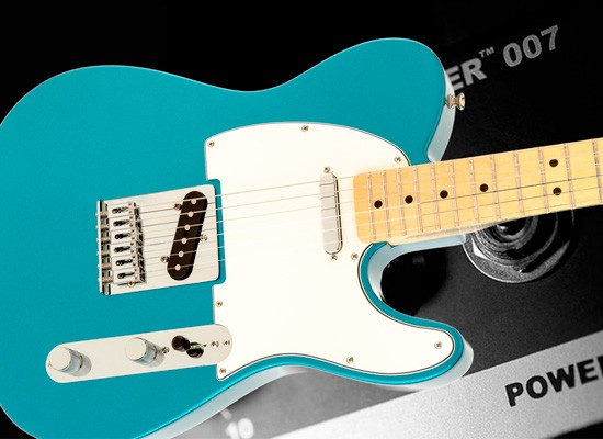 VIDEO: FENDER STANDARD TELECASTER