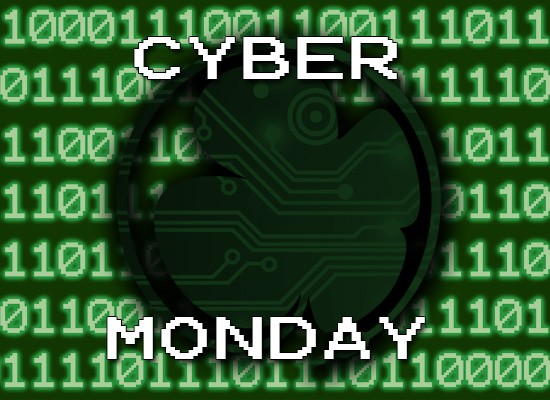 28/11/2016: CYBER MONDAY