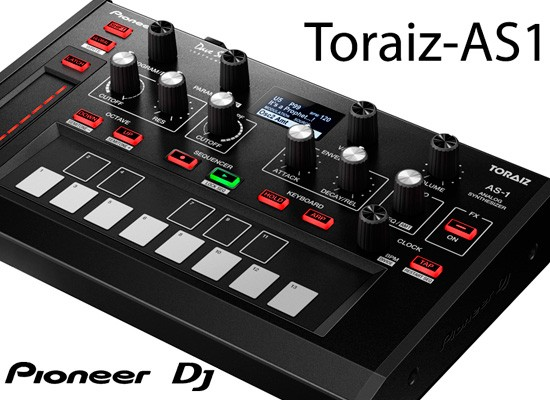 VIDEO: PIONEER TORAIZ AS1