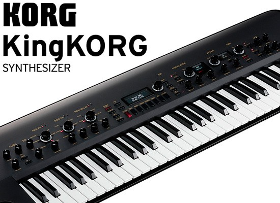 VIDEO: KORG KINGKORG