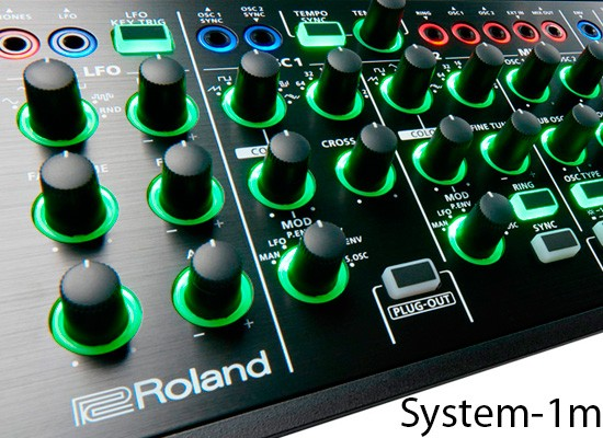 VIDEO: ROLAND SYSTEM 1m