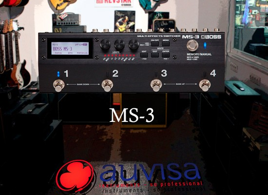 VIDEO: BOSS MS3