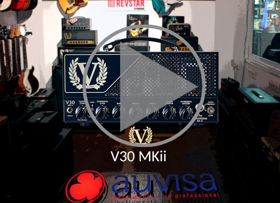 VÍDEO: AMPLIFICADOR VICTORY V30 MKII THE COUNTESS