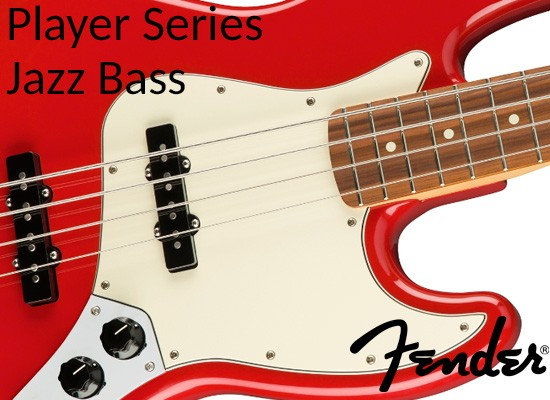 BAJO FENDER PLAYER JAZZ BASS