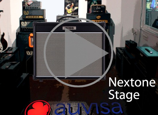 VÍDEO: AMPLIFICADOR BOSS NEXTONE STAGE