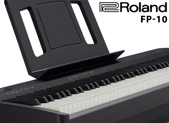 PIANO DIGITAL ROLAND FP10