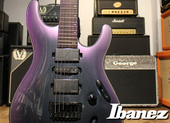 DISPONIBLE: GUITARRA ELÉCTRICA IBANEZ AXION LABEL S671ALB